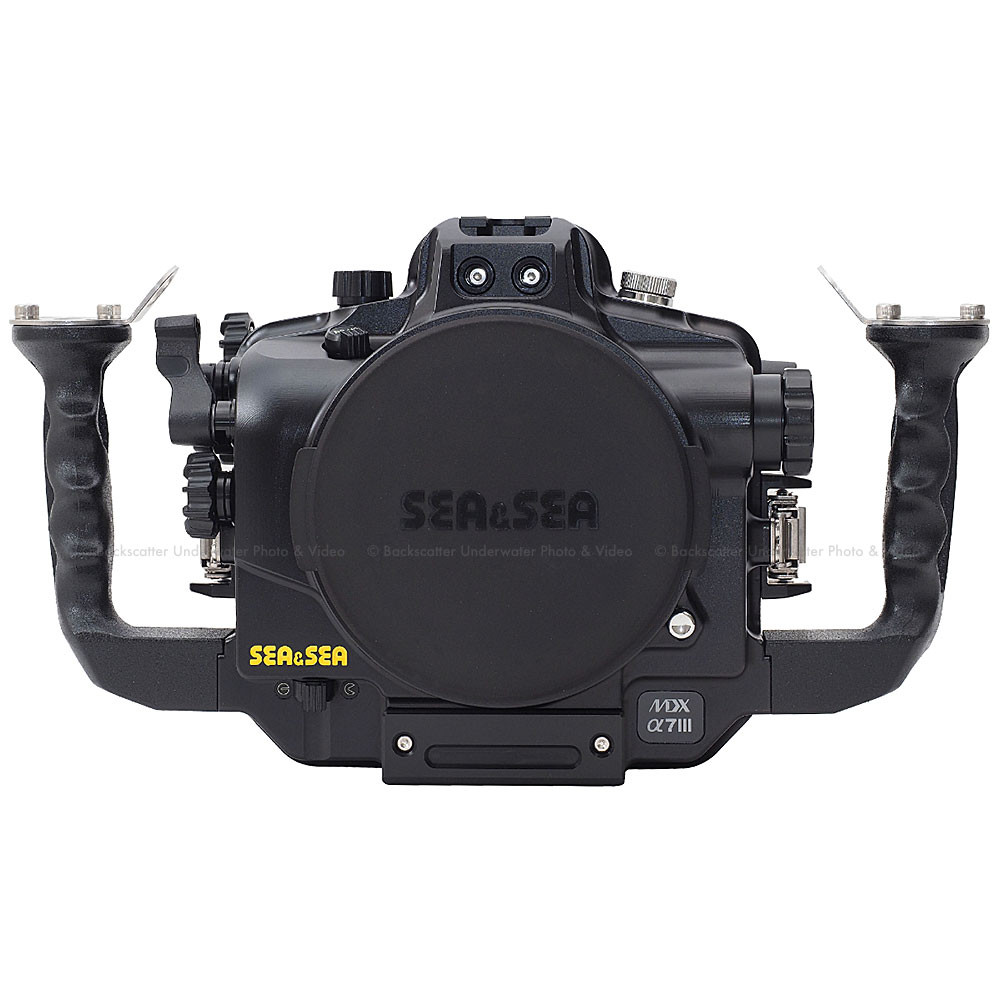 Sea & Sea MDX-A7III Housing for the Sony a7 III & a7R III Cameras