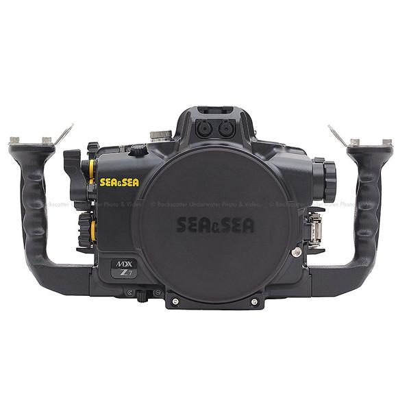 Sea & Sea Nikon Z 7 & Z 6 Underwater Housing MDX-Z7