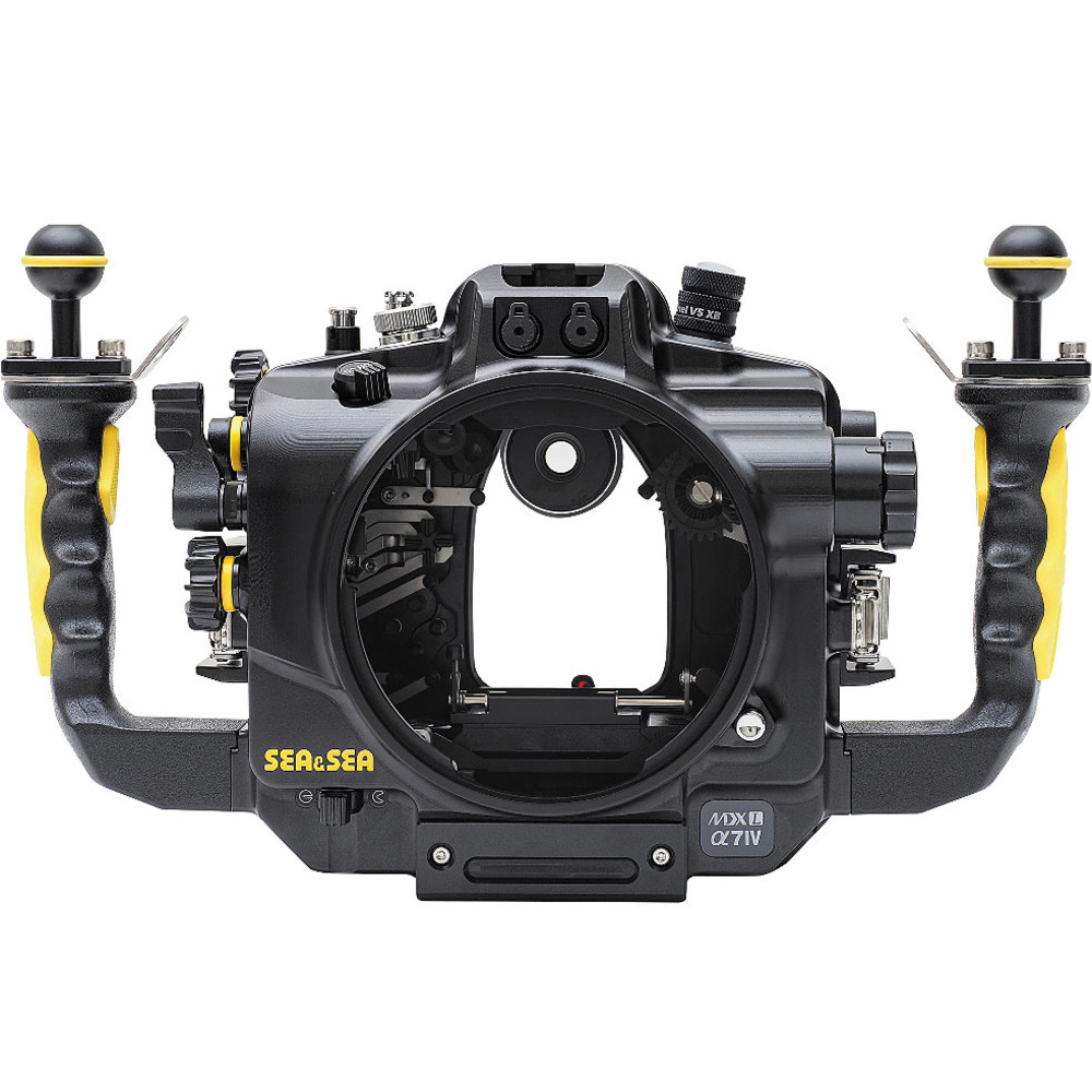 Sea & Sea Sony a7R IV Underwater Housing MDXL-α7IV