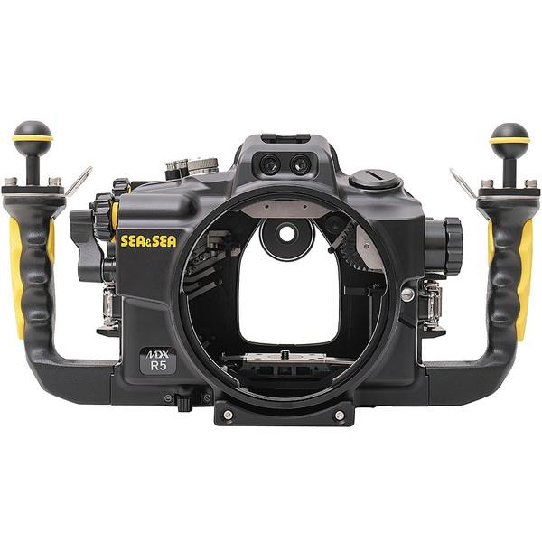 Sea & Sea Canon EOS R5 Underwater Housing MDX-R5