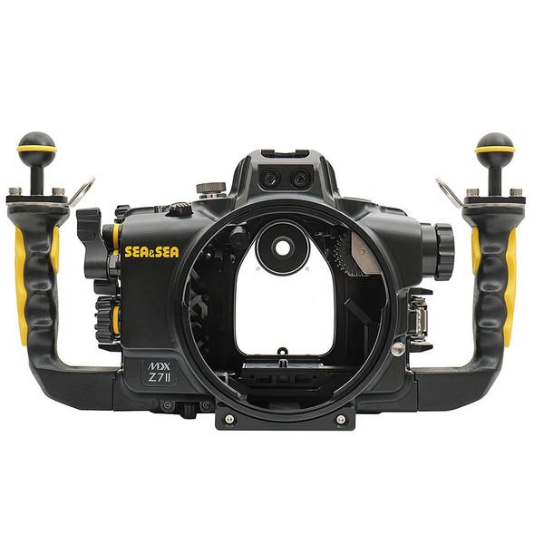 Sea & Sea Nikon Z 7 II, Z 6 II, Z 7 & Z 6 Underwater Housing MDX-Z7II