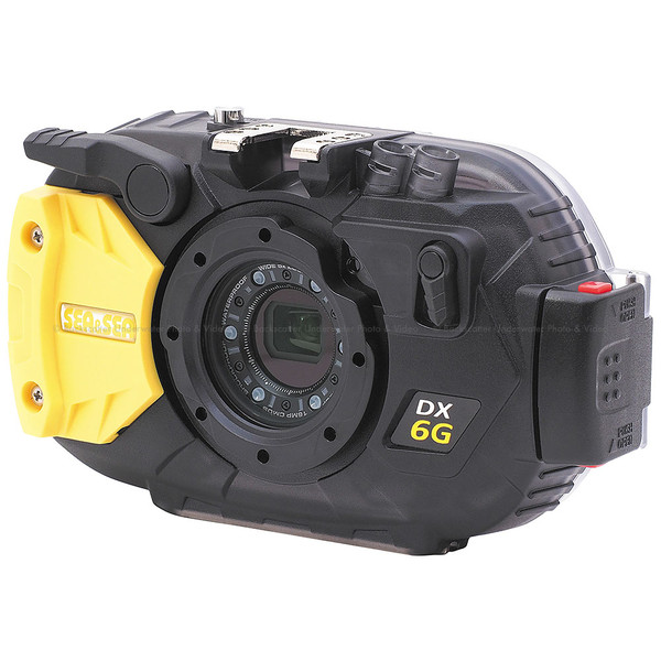 Sea & Sea DX-6G Underwater Camera & Housing Set