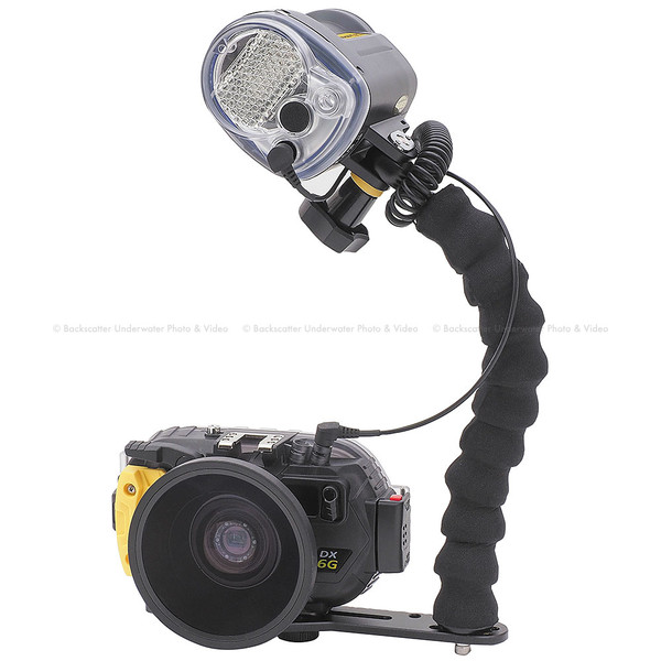 Sea & Sea DX-6G Underwater Camera, Housing, Wide lens & YS-03 Strobe Package
