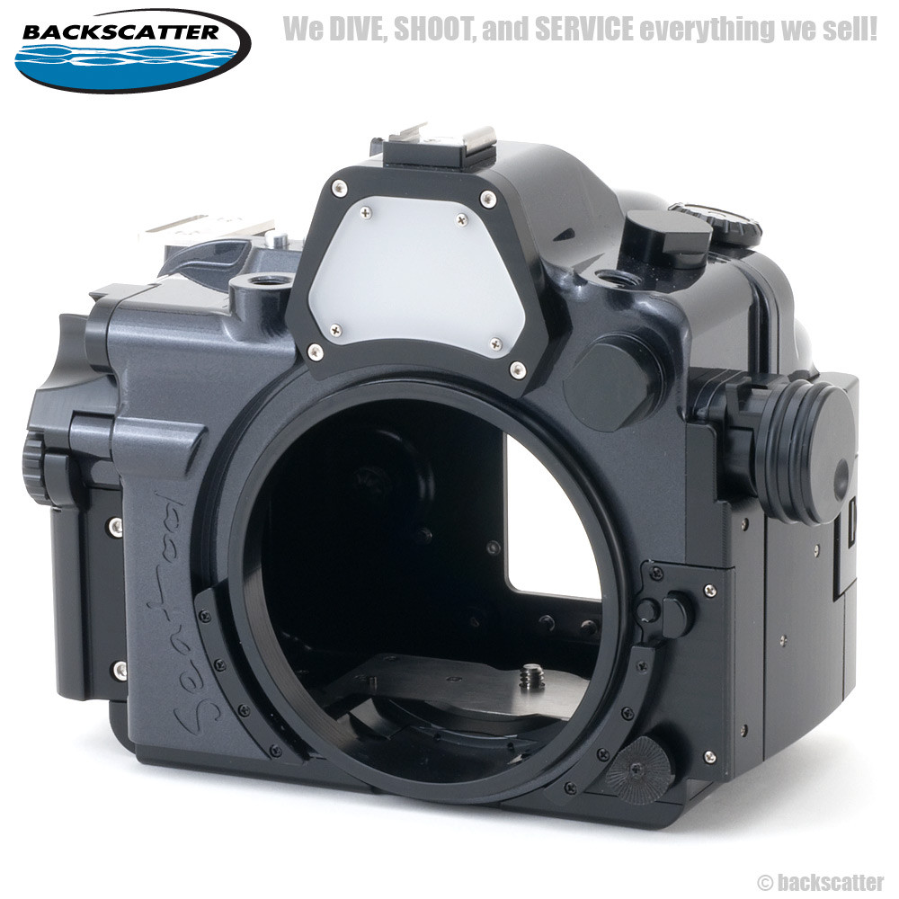 Seatool 40D Underwater Housing for Canon EOS 40D