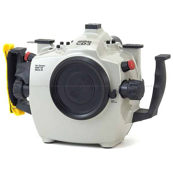Subal CD3 Underwater Housing for Canon EOS 1D Mark III and Canon EOS 1Ds Mark III