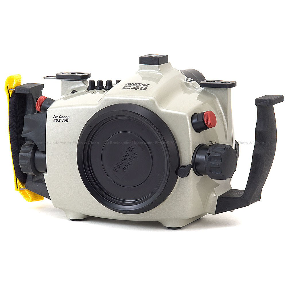 Subal C40 Underwater Housing for Canon 40D Camera