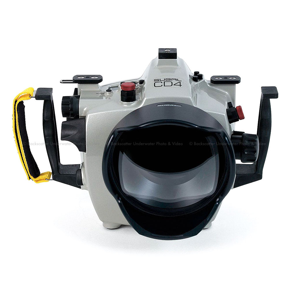 Subal CD4 Underwater Housing for Canon EOS 1D MKIV DSLR Camera