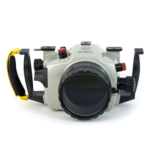 Subal CD500 Underwater Housing for Canon EOS 500D DSLR Camera