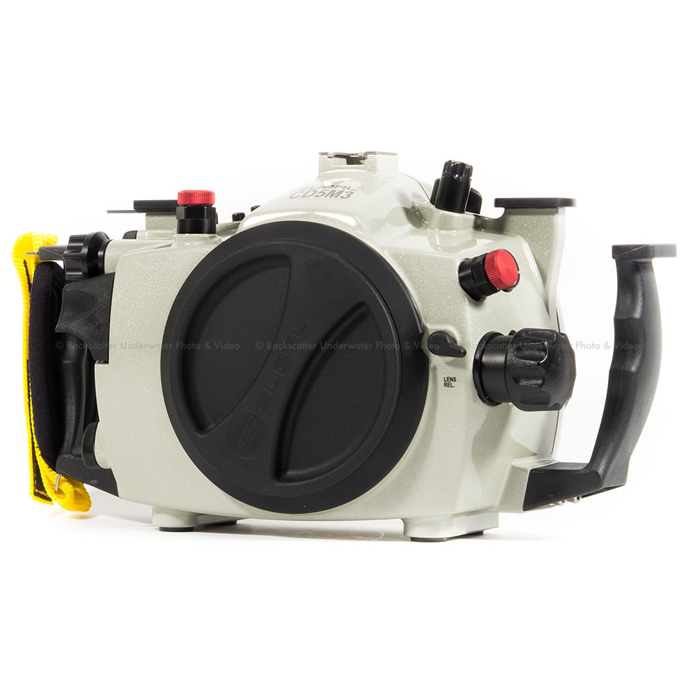 Subal CD5M3 Underwater Housing for Canon 5D Mark III, 5DS & 5DS R DSLR Cameras