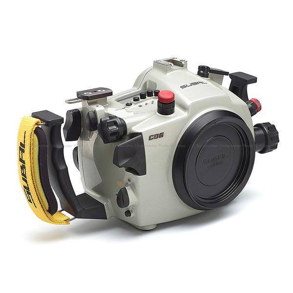 Subal CD6 Underwater Housing for Canon EOS 6D DSLR Camera