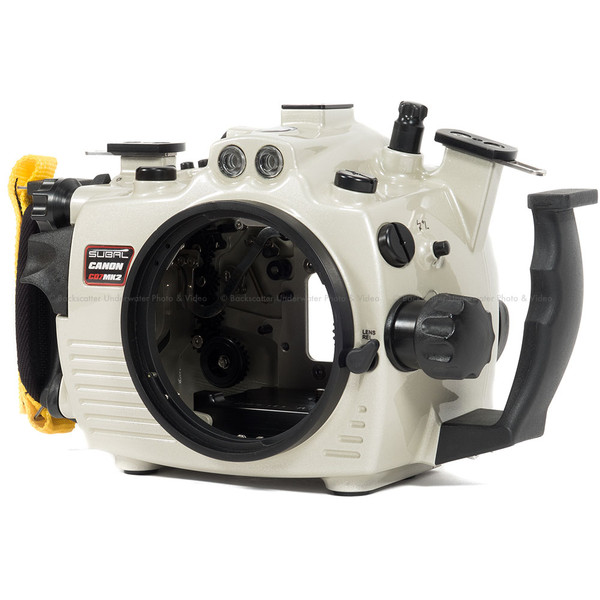Subal CD7M2S Underwater Housing for the Canon 7D Mark II Camera