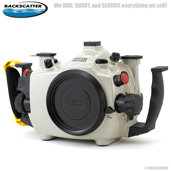 Subal ND30 Underwater Camera Housing for Nikon D300 Digital Camera