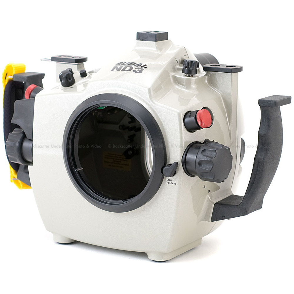 Subal ND3 Underwater Housing for Nikon D3, & D3x