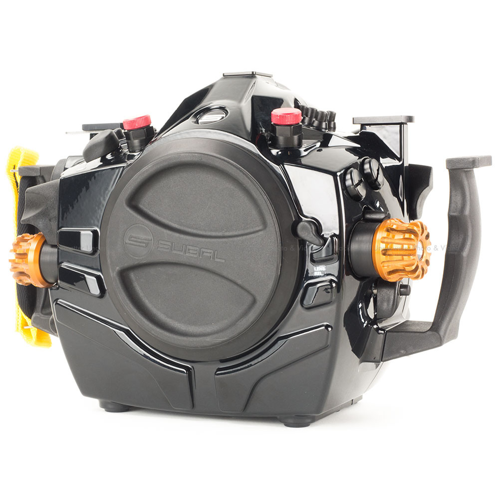Subal ND4S Angler Underwater Housing for Nikon D4 and D4S DSLR Camera