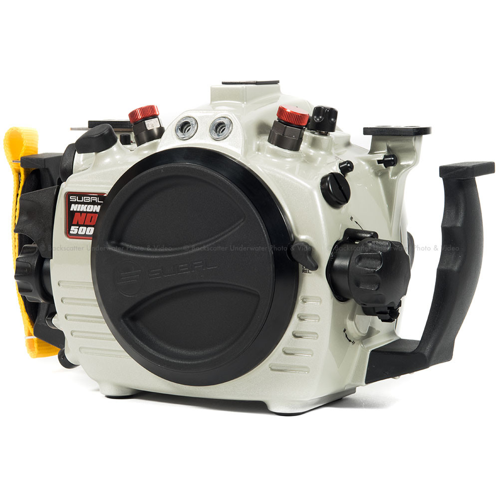 Subal ND500 Underwater Housing for Nikon D500 DSLR Camera