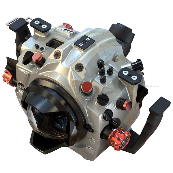 Subal ND5 Underwater Housing for Nikon D5 Full Frame FX DSLR Camera