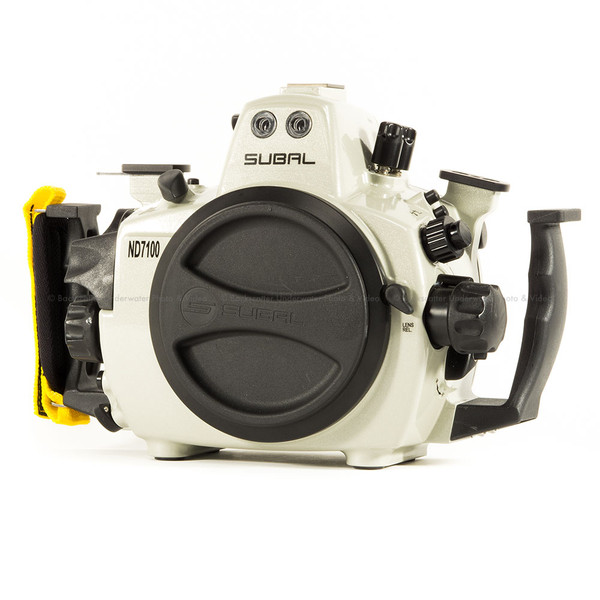 Subal ND7100 Underwater Housing for Nikon D7100 & D7200 DSLR Cameras