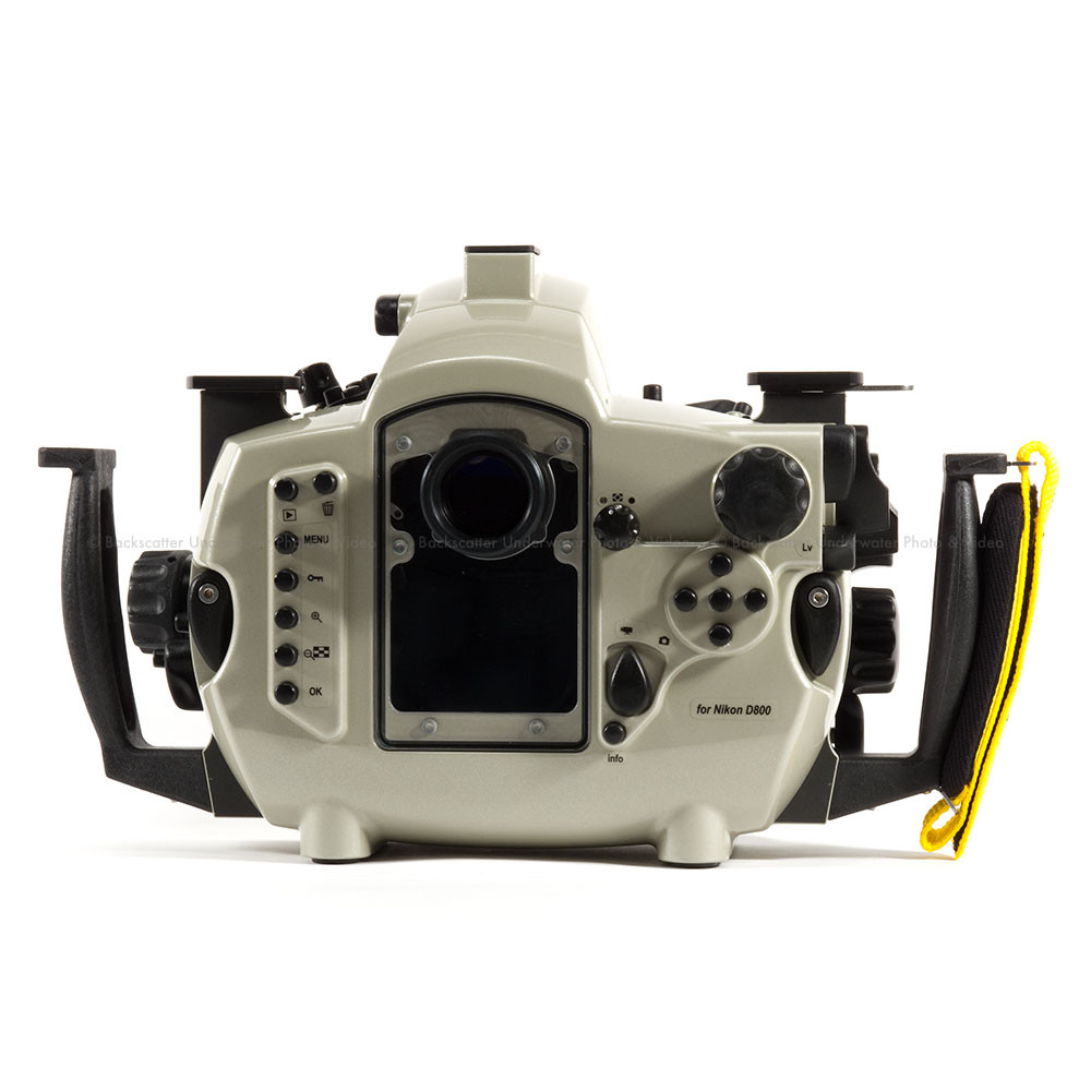 Subal Nd800 Underwater Housing For Nikon D800 Dslr Camera Type 3 Imaging Products Parts And Controls D800e