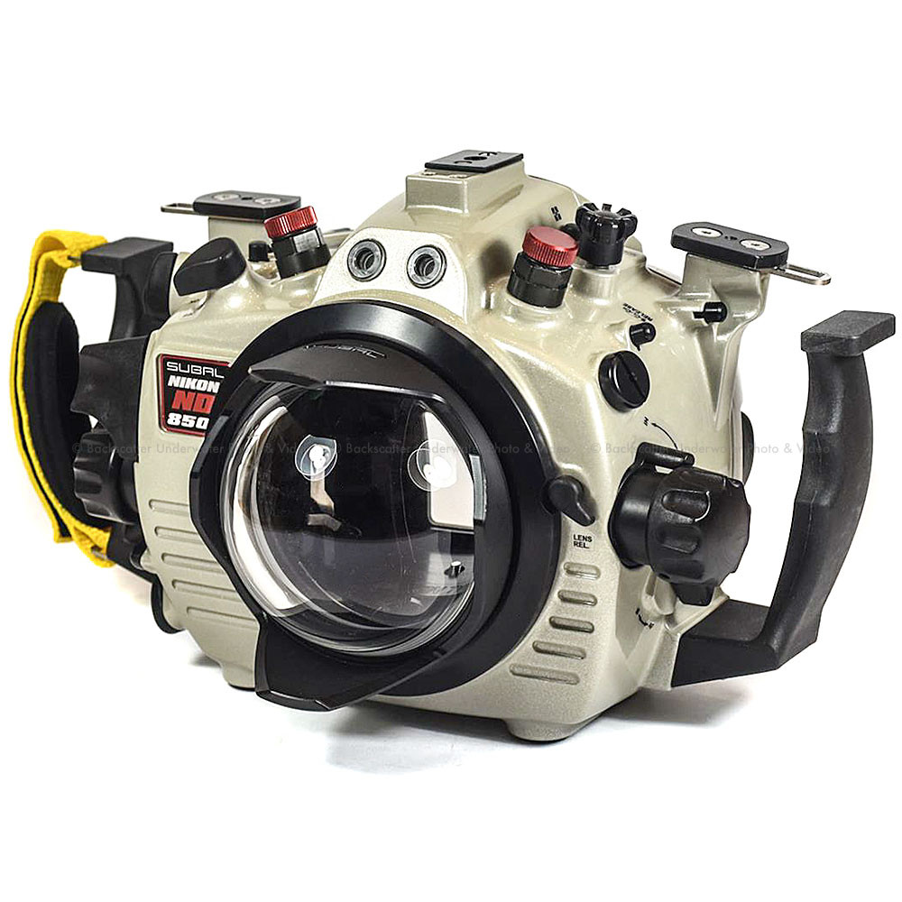 Subal ND850 Underwater Housing for Nikon D850 DSLR Camera