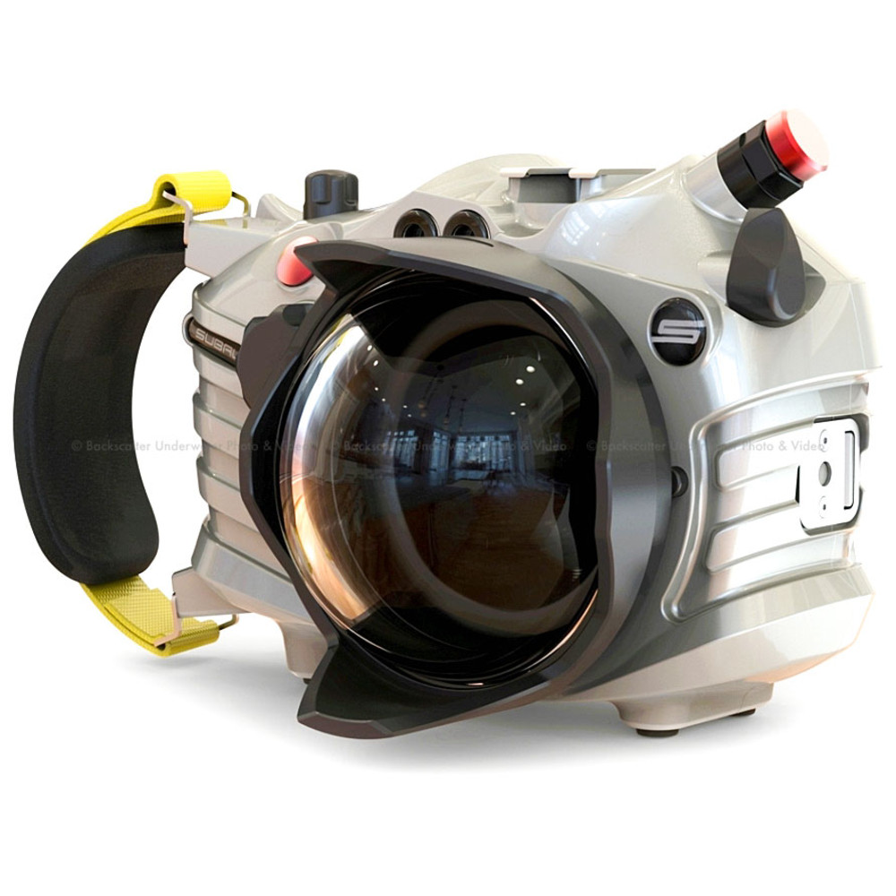Subal GX7 Underwater Housing for Panasonic Lumix DMC GX7 Mirrorless Camera