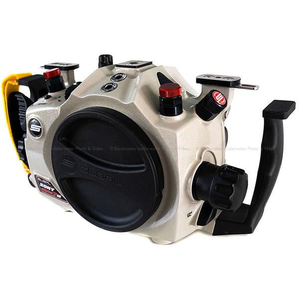 Subal Alpha 7 III Underwater Housing for Sony a7 III & a7R III Full Frame  Mirrorless Cameras
