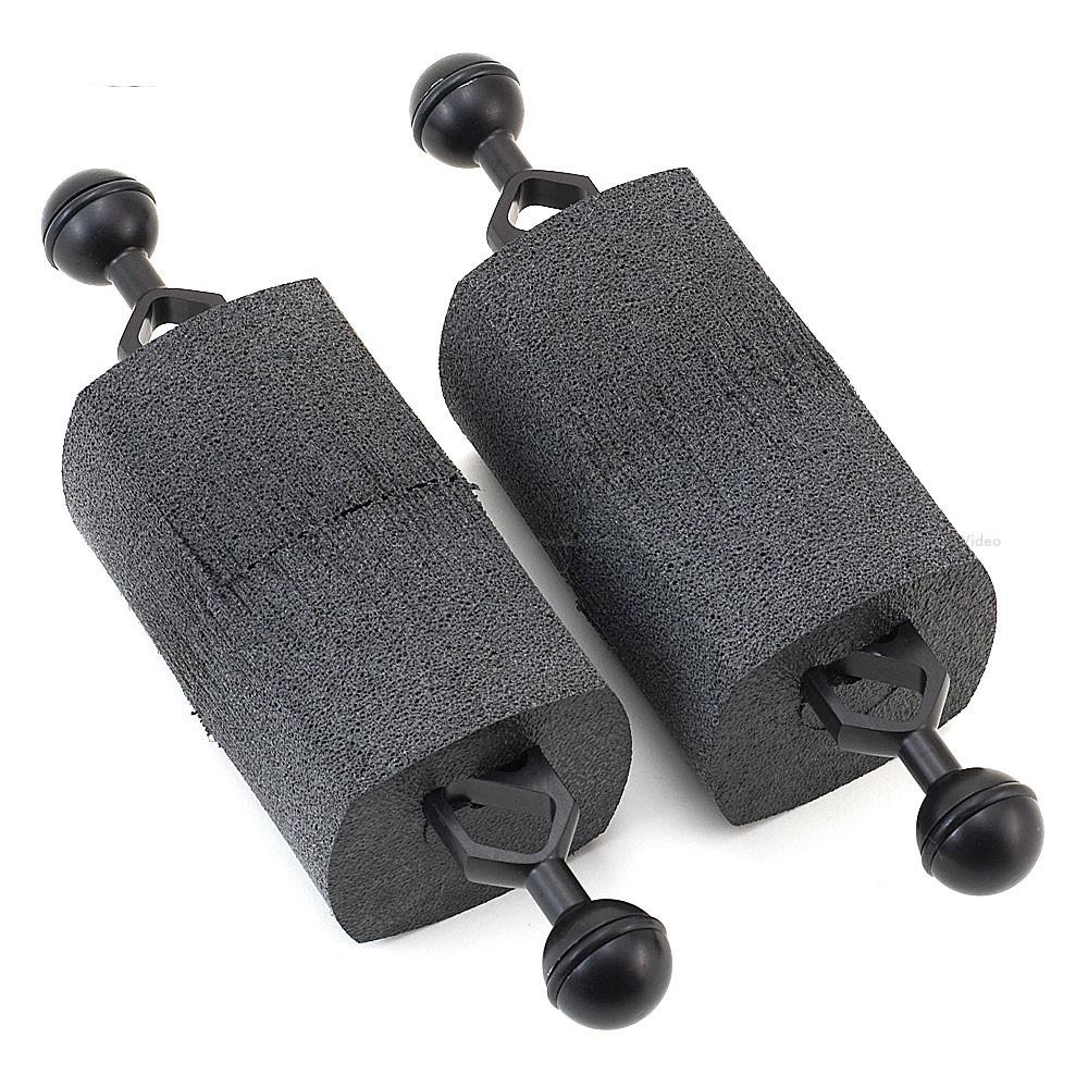 StiX Adjustable Buoyancy Jumbo Floats for Ultralight Strobe Arms