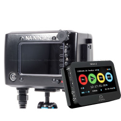 Used Atomos Ninja-2 Monitor Recorder and Nauticam NA-NINJA2 Underwater Housing