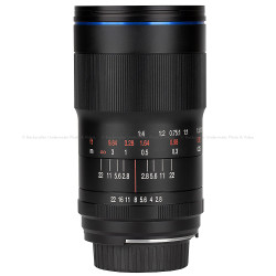 Laowa 100mm f/2.8 2:1 Ultra-Macro APO Lens - Canon EF Mount