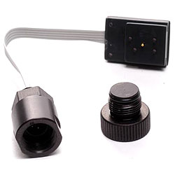 Aquatica Nikonos single connector (2 pins) with Canon type hot shoe (2) aq-18814.jpg