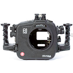 Aquatica A1Dcx Underwater Housing with Dual Nikonos Bulkheads & Aqua View Magnifying Viewfinder for Canon 1Dc & 1Dx DSLR Camera aq-20075-nk-vf.jpg