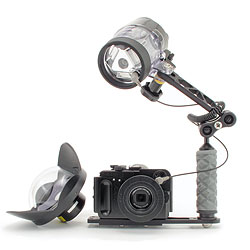 Fisheye S90 Camera, Housing & Sea & Sea Strobe Package bs-fes90pkg.jpg