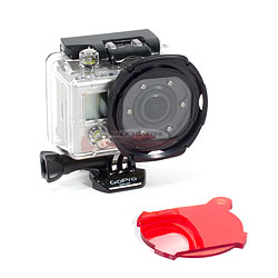 Backscatter Custom 55mm Red Magic Filter for Backscatter Custom GoPro Housing  bs-gp-mf.jpg