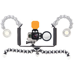 FLIP4 GoPro Wide & Macro Package for GoPro 3, 3+ & 4