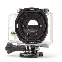 Backscatter Custom GoPro Underwater Housing with Glass Lens and Removable Filter Mount bs-gpuwg.jpg