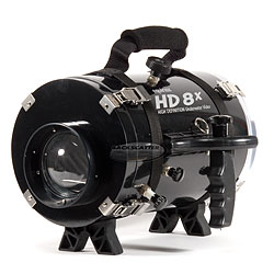 Equinox HD 8X Underwater Video Housing for Panasonic DVX100 Camera ex-hd8xdvx100.jpg