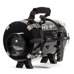 Equinox HD 8 Underwater Video Housing for Canon XF100 & XF105 Cameras ex-hd8xf100-105.jpg