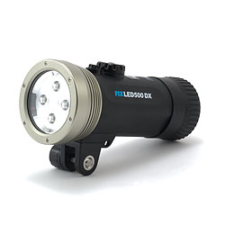 Fisheye LED 750DX Underwater Video & Focus Light fe-led750.jpg
