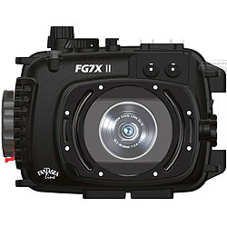 Fantasea FG7X II Underwater Housing for Canon G7 X Mark II Compact Camera fs-1396.jpg