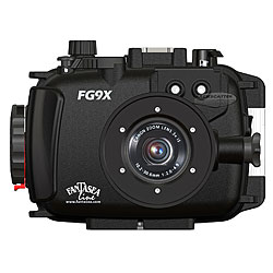 Fantasea FG9X Underwater Housing for Canon PowerShot G9 X  Compact Camera fs-1397.jpg