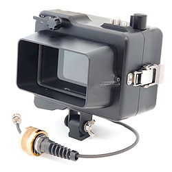 Gates TVL55 Pass through External Underwater Monitor Housing for TV Logic VFM-058W Field Monitor gt-50-25-108a.jpg