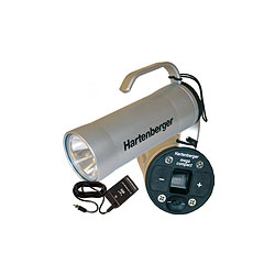 Hartenberger Mega Compact  D2 Video light w/ Lith/Mang Battery & Offshore II charger hb-megav2-up.jpg