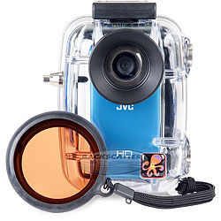 Ikelite Underwater Video Housing for JVC Picsio GC-FM2 Compact Video Camera  ike-5650.03.jpg
