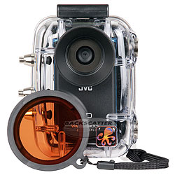 Ikelite Underwater Video Housing for JVC Picsio GC-WP10A Compact Video Camera  ike-5651.10.jpg