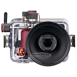 Ikelite Underwater Housing for Sony Cybershot H90, HX10V  ike-6115.10.jpg