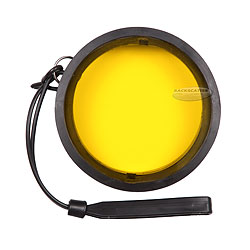 Ikelite Yellow Barrier Filter 3.6-inch for Ikelite 3.6 inch Flat Ports ike-6441.12.jpg