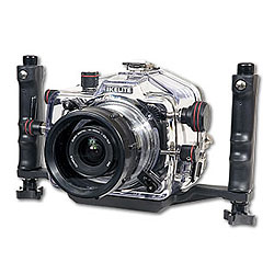Ikelite Underwater Housing for Olympus E-330 Digital SLR Camera ike-6853.30.jpg