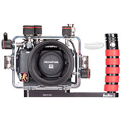 Ikelite Underwater TTL Housing for Olympus OM-D E-M10 Mark II Mirrorless Micro Four-Thirds Cameras ike-6950.12.jpg