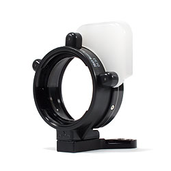 Inon 28AD Mount Base for WP-DC33 Canon Housing (SD-940) in-28admbdc3.jpg