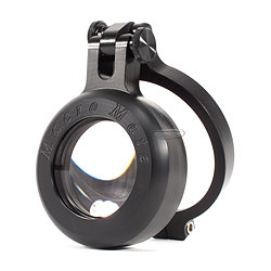 MacroMate Flip Lens for Bluefin Underwater Video Camera Housings js-mmfbf2011.jpg