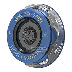 Light & Motion GoBe 700 Spot Head only lmi-804-0176.jpg